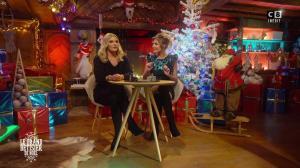 Caroline Ithurbide et Justine Fraioli dans le Grand Bêtisier de Noël - 18/12/17 - 05
