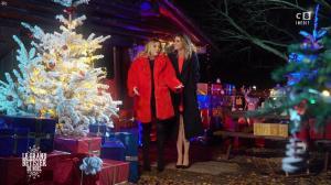 Caroline Ithurbide et Justine Fraioli dans le Grand Bêtisier de Noël - 18/12/17 - 07