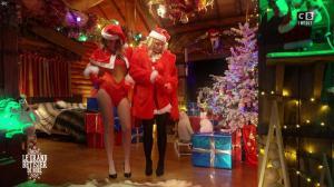 Caroline Ithurbide et Justine Fraioli dans le Grand Bêtisier de Noël - 18/12/17 - 08