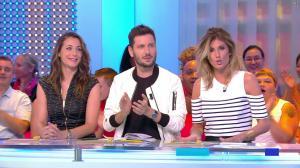 Caroline Ithurbide et Magali Berdah dans la Télé, même l'été - 12/07/17 - 01