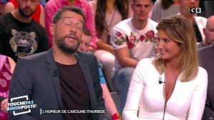 Caroline Ithurbide dans Touche pas à mon Poste - 05/09/17 - 04
