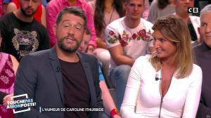 Caroline Ithurbide dans Touche pas à mon Poste - 05/09/17 - 05