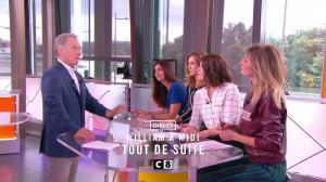 Caroline Ithurbide, Véronique Mounier et Julia Molkhou dans William à Midi - 28/09/17 - 02