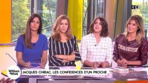 Caroline Ithurbide, Véronique Mounier et Julia Molkhou dans William à Midi - 28/09/17 - 05