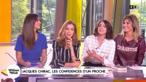 Caroline Ithurbide, Véronique Mounier et Julia Molkhou dans William à Midi - 28/09/17 - 06