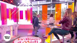Caroline Ithurbide, Véronique Mounier et Julia Molkhou dans William à Midi - 28/09/17 - 10