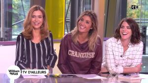 Caroline Ithurbide, Véronique Mounier et Julia Molkhou dans William à Midi - 28/09/17 - 23