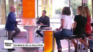 Caroline Ithurbide dans William à Midi - 11/09/17 - 01