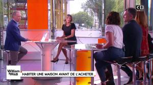Caroline Ithurbide dans William à Midi - 11/09/17 - 05