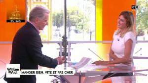 Caroline Ithurbide dans William à Midi - 15/09/17 - 01