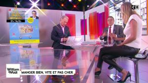 Caroline Ithurbide dans William à Midi - 15/09/17 - 03