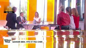 Caroline Ithurbide dans William à Midi - 15/09/17 - 04