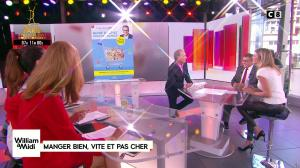 Caroline Ithurbide dans William à Midi - 15/09/17 - 09