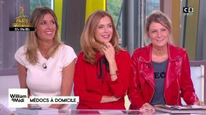 Caroline Ithurbide dans William à Midi - 15/09/17 - 11