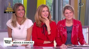 Caroline Ithurbide dans William à Midi - 15/09/17 - 12