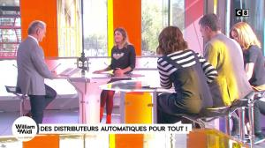 Caroline Ithurbide dans William à Midi - 16/10/17 - 02