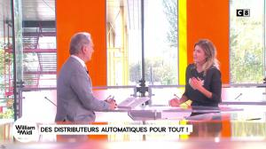 Caroline Ithurbide dans William à Midi - 16/10/17 - 04