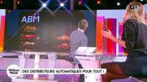 Caroline Ithurbide dans William à Midi - 16/10/17 - 05