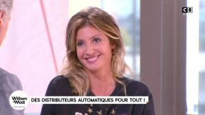 Caroline Ithurbide dans William à Midi - 16/10/17 - 06
