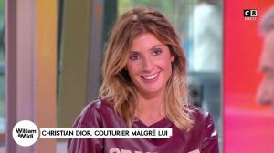 Caroline Ithurbide dans William à Midi - 28/09/17 - 11
