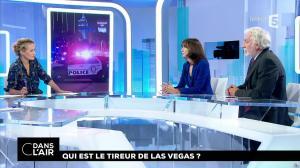 Caroline Roux dans C dans l'Air - 03/10/17 - 01