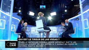 Caroline Roux dans C dans l'Air - 03/10/17 - 03