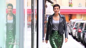 Cristina Cordula dans les Reines du Shopping - 02/10/17 - 01