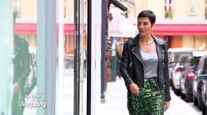 Cristina Cordula dans les Reines du Shopping - 02/10/17 - 02