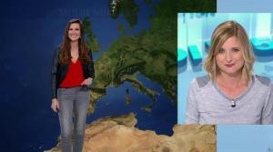 Daniela Prepeliuc à la Météo de BFM TV - 30/10/17 - 05