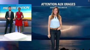 Daniela Prepeliuc dans Première Edition - 15/08/17 - 01