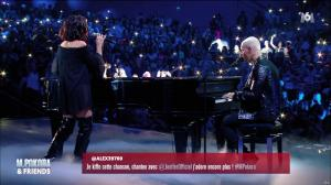 Jenifer Bartoli dans m'Pokora n'Friends - 18/12/17 - 05