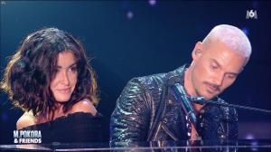 Jenifer Bartoli dans m'Pokora n'Friends - 18/12/17 - 06