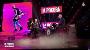 Jenifer Bartoli dans m'Pokora n'Friends - 18/12/17 - 07