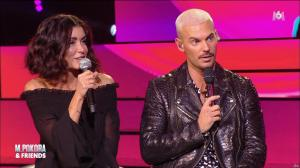 Jenifer Bartoli dans m'Pokora n'Friends - 18/12/17 - 08