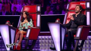 Jenifer Bartoli dans The Voice Kids - 26/08/17 - 05