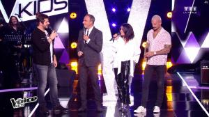 Jenifer Bartoli dans The Voice Kids - 30/09/17 - 06