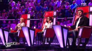 Jenifer Bartoli dans The Voice Kids - 30/09/17 - 08