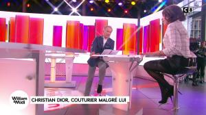 Julia Molkhou dans William à Midi - 28/09/17 - 12