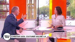 Julia Molkhou dans William à Midi - 28/09/17 - 14