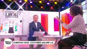 Julia Molkhou dans William à Midi - 28/09/17 - 15