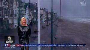 Karine Fauvet à la Météo de LCI - 23/09/17 - 02