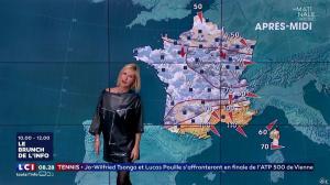 Karine Fauvet à la Météo de LCI - 23/09/17 - 03