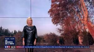 Karine Fauvet à la Météo de LCI - 23/09/17 - 04