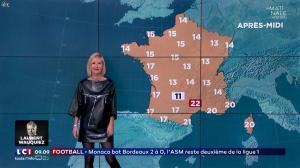Karine Fauvet à la Météo de LCI - 23/09/17 - 08