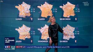 Karine Fauvet à la Météo de LCI - 23/09/17 - 09