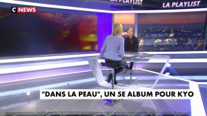 Laurence Ferrari dans la Playlist - 16/12/17 - 029