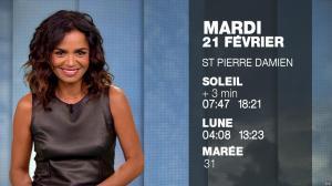 Laurence Roustandjee à la Météo de M6 - 20/02/17 - 04