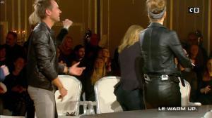 Laury Thilleman dans Salut les Terriens - 18/02/17 - 02