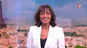 Leïla Kaddour au 13h - 02/12/17 - 02