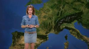 Sandra Larue à la Météo de BFM TV - 28/06/17 - 01